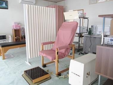 健裕館宇都宮療術院の高圧微電流